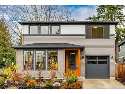 Single Family Home For Sale: 5291 SE 50th Ave