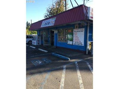 Portland Commercial For Sale: 15400 SE Powell Blvd