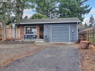Beaverton, Aloha Single Family Home For Sale: 3500 SW 113th Ave
