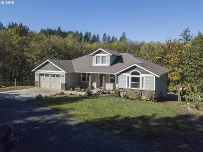 Warren Single Family Home For Sale: 32411 Cater Rd