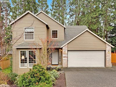 Portland Single Family Home For Sale: 3089 SW 84th Pl