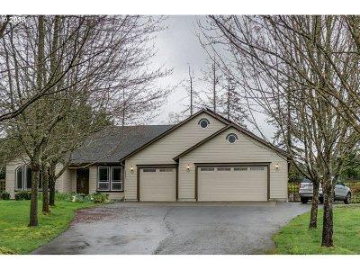 Brush Prairie Single Family Home For Sale: 18601 NE 215th Pl