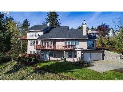 Kalama Single Family Home For Sale: 1015 Taylor Rd