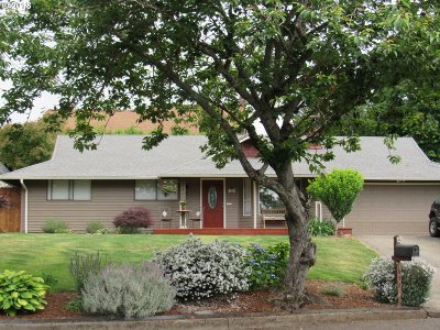 Gresham, Troutdale, Fairview Single Family Home For Sale: 645 NE 23rd Pl