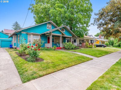 Single Family Home For Sale: 3332 NE 18th Ave