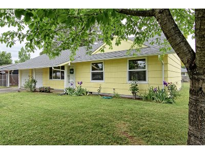 Vancouver Single Family Home For Sale: 509 N Knoxville Way