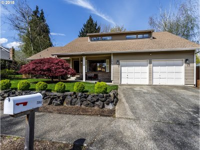 Tualatin Single Family Home For Sale: 7063 SW Algonkin St