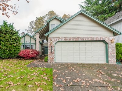 Tigard Single Family Home For Sale: 12987 SW Bradley Ln