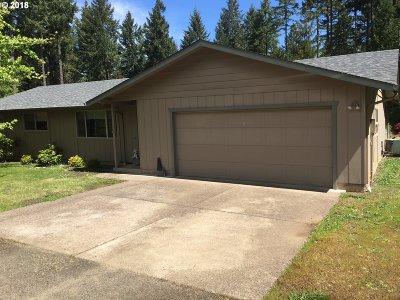Elmira, Veneta Single Family Home For Sale: 24691 W Demming Rd