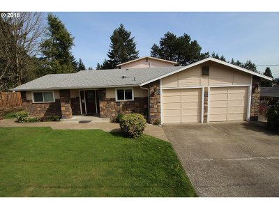 Tigard Single Family Home For Sale: 15100 SW 98th Ave