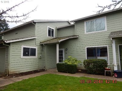 Wilsonville Condo/Townhouse For Sale: 29510 SW Volley St #76