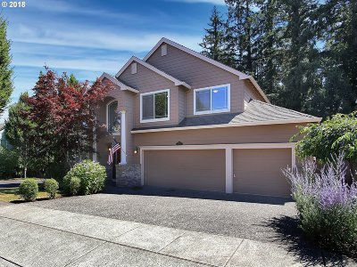 Beaverton Single Family Home For Sale: 16220 SW Loon Dr