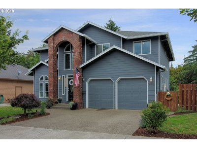 Oregon City, Beavercreek, Molalla, Mulino Single Family Home For Sale: 18052 Newell Ridge Dr