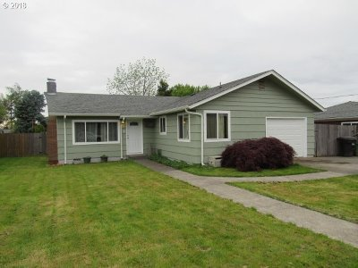 Cowlitz County Single Family Home For Sale: 2245 36th Ave
