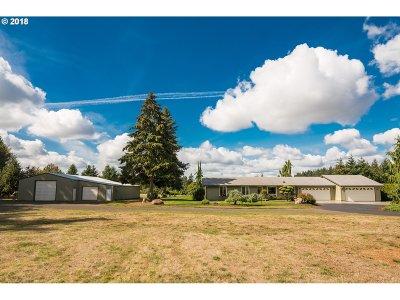 Brush Prairie Single Family Home For Sale: 12310 NE 192nd Ave #1