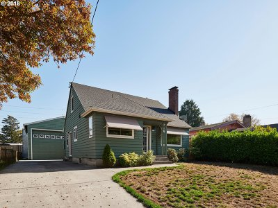 Single Family Home For Sale: 6700 N Greenwich Ave