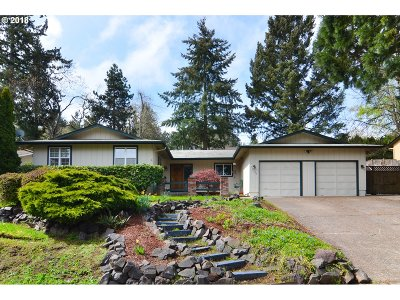 Eugene Single Family Home For Sale: 2190 W 27th Ave