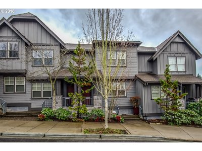 Portland Single Family Home For Sale: 10322 SW Taylor St