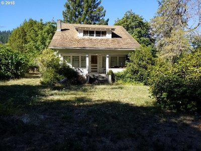 Sutherlin Single Family Home For Sale: 6607 Nonpareil Rd