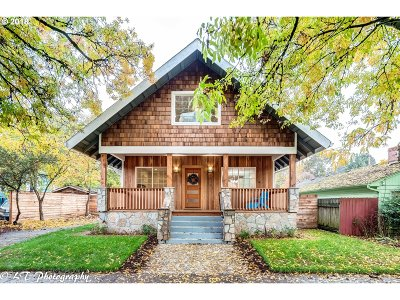Single Family Home For Sale: 7513 N Ivanhoe St