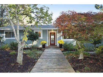 Happy Valley, Clackamas Single Family Home For Sale: 16016 SE Monner Rd