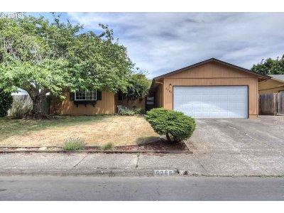Keizer Single Family Home Sold: 6766 Fenwick Ct