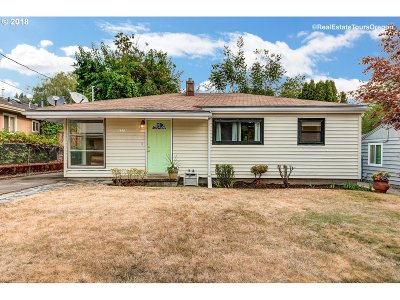 West Linn Single Family Home For Sale: 2573 Cambridge St