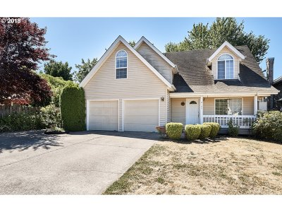 Newberg Single Family Home For Sale: 2124 Prospect Dr