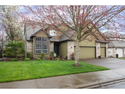Wilsonville, Canby, Aurora Single Family Home For Sale: 31254 SW Orchard Dr