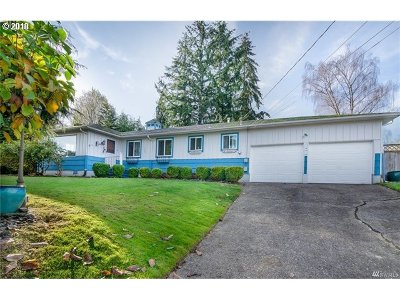 Cowlitz County Single Family Home For Sale: 1003 N 20th Ave
