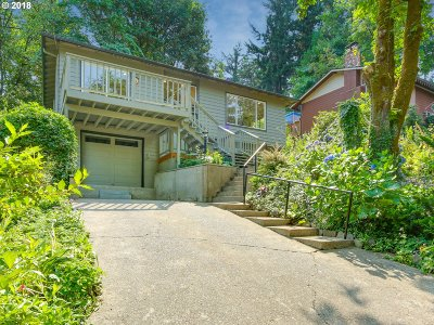 Single Family Home For Sale: 9310 SW 4th Ave