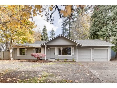 Washington County Single Family Home For Sale: 5810 SW 192 Ave