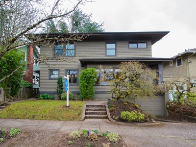 Portland OR Multi Family Home For Sale: $915,000