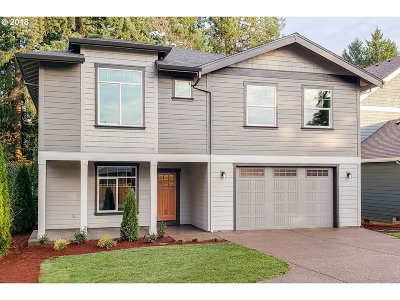 Beaverton Single Family Home For Sale: 1758 SW 187th Ave