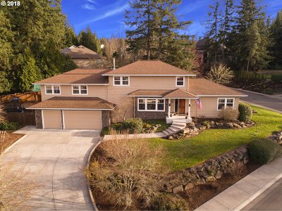 Beaverton Single Family Home For Sale: 20201 SW Tremont Way