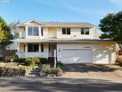 Tigard Single Family Home For Sale: 11546 SW Lakeview Ter