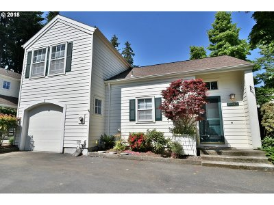 Tigard Single Family Home For Sale: 11371 SW Sycamore Pl