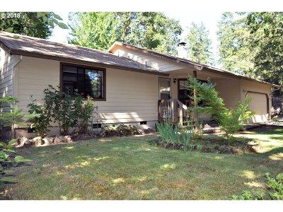 Beaverton Single Family Home For Sale: 17855 SW Frances St