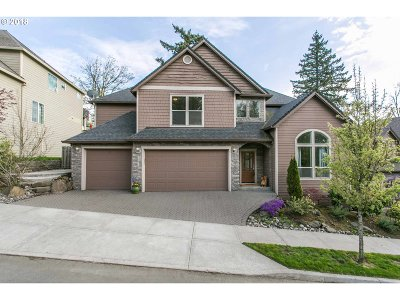Single Family Home For Sale: 13940 SE Fircrest St