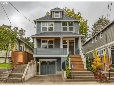 Single Family Home For Sale: 3993 SE 36th Ave