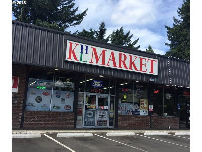 Multnomah County, Washington County, Clackamas County Commercial For Sale: 11227 SE Division St