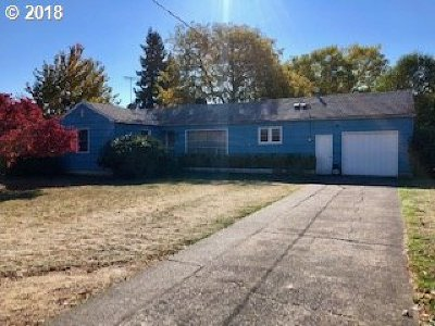 Keizer Single Family Home For Sale: 752 Maine Ave