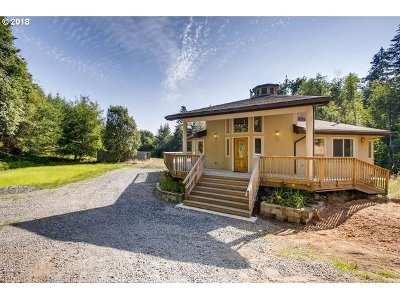 Portland Single Family Home For Sale: 14616 NW Rock Creek Rd