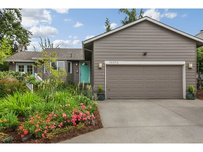 Tigard Single Family Home For Sale: 12354 SW Winter Lake Dr