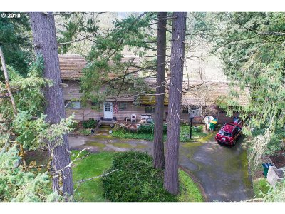 Single Family Home For Sale: 13905 SW Barrows Rd