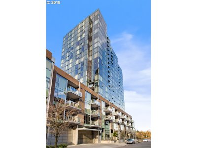 Portland Condo/Townhouse For Sale: 0841 SW Gaines St #506
