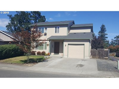 Scappoose Single Family Home For Sale: 52844 NE 2nd St
