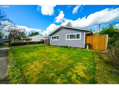 Beaverton, Aloha Single Family Home For Sale: 12325 SW 14th St