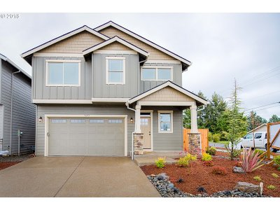 Forest Grove Single Family Home For Sale: 2547 Firwood Ln