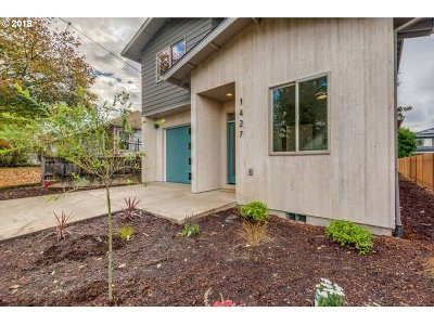 Single Family Home For Sale: 1427 NE 72nd Ave